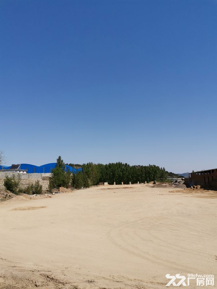 济南市钢城区工业园区内土地厂房转让-图(3)