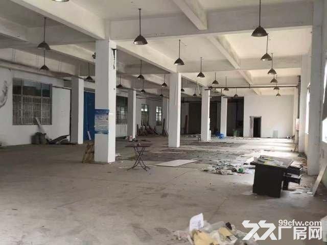 吴中区城南纯一楼1000平米标准厂房出租-图(2)