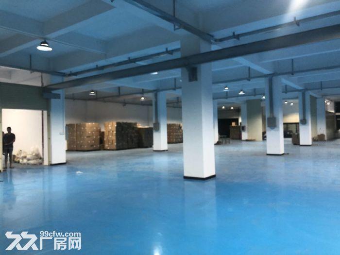 金平工业区纯楼下混凝土结构680平正规工业厂房-图(2)