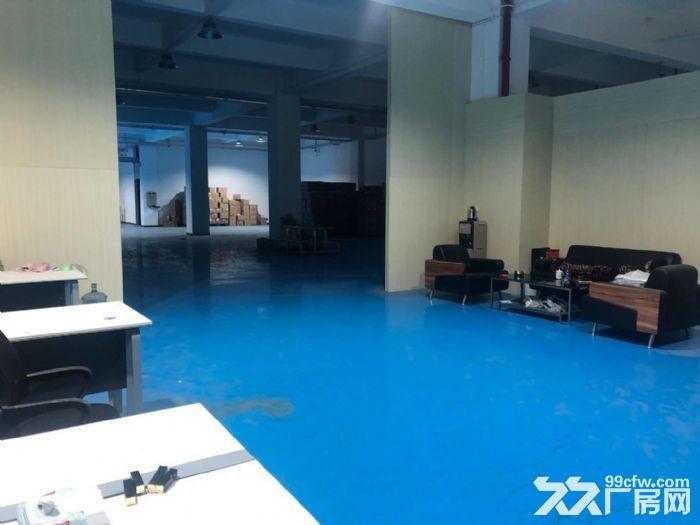 金平工业区纯楼下混凝土结构680平正规工业厂房-图(7)