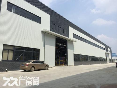 海口登迈单层独院厂房招租,1000平方米起分租-图(1)