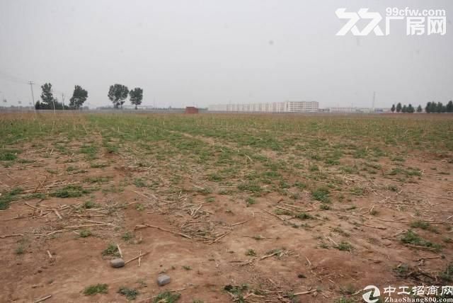河南商丘,国有工业土地出售,三通一平-图(4)