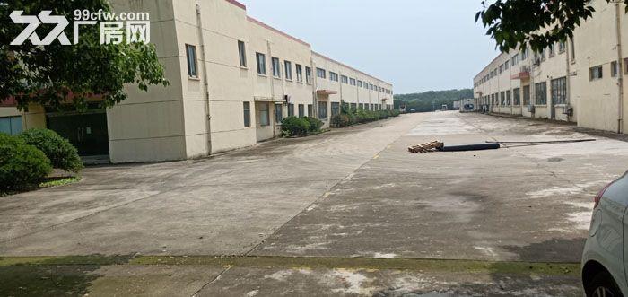 食品厂厂房出租证件齐全独门独院-图(1)
