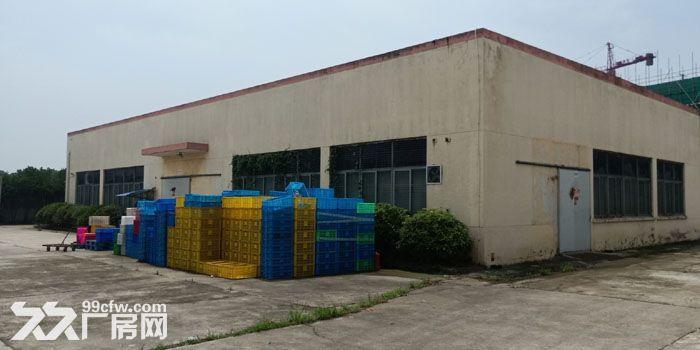 食品厂厂房出租证件齐全独门独院-图(2)