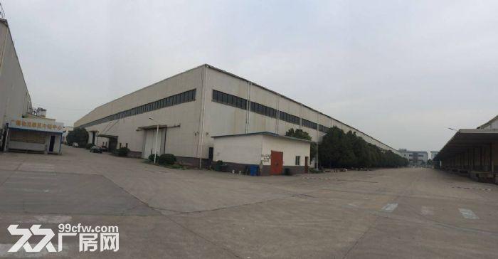 S中南高科长三角多个园区独栋厂房出售800平起售独栋三层首层8.1米,-图(4)
