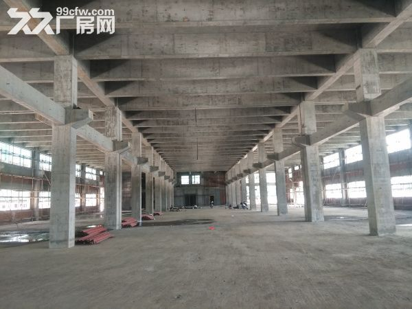 DD中南高科长三角多个园区独栋厂房出售800平起售独栋三层首层8.1米-图(1)