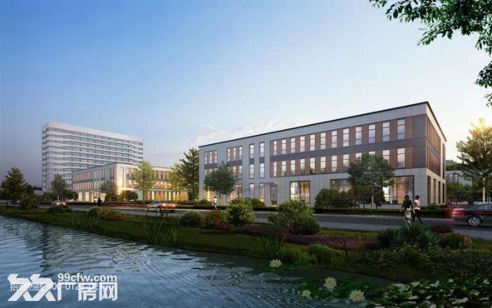 L中南高科长三角多个园区独栋厂房出售800平起售独栋三层首层8.1米,-图(4)