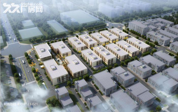 w中南高科长三角多个园区独栋厂房出售800平起售独栋三层首层8.1米,-图(5)