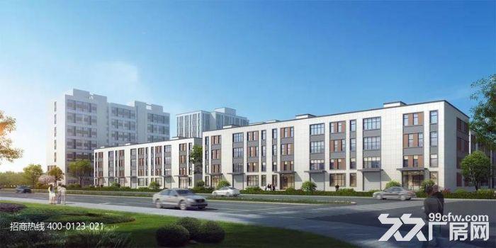 w中南高科长三角多个园区独栋厂房出售800平起售独栋三层首层8.1米,-图(6)
