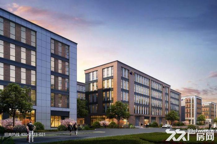 P中南高科长三角多个园区独栋厂房出售800平起售独栋三层首层8.1米,-图(2)