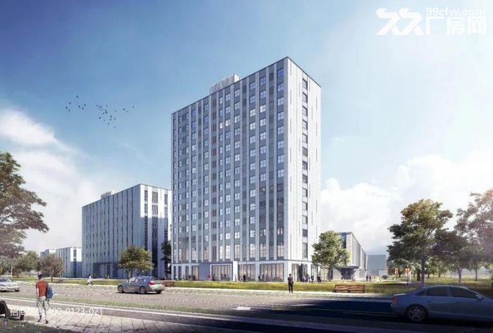 P中南高科长三角多个园区独栋厂房出售800平起售独栋三层首层8.1米,-图(3)