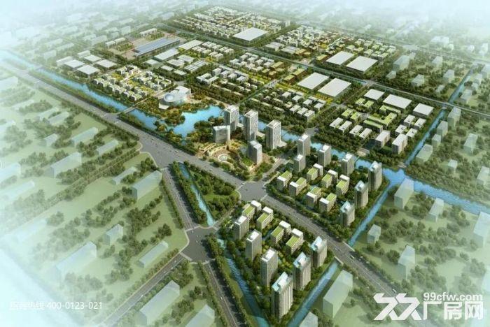 P中南高科长三角多个园区独栋厂房出售800平起售独栋三层首层8.1米,-图(4)