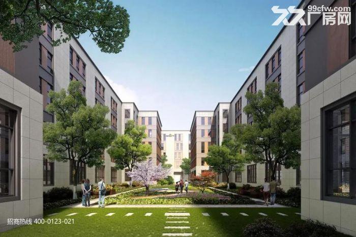 H中南高科长三角多个园区独栋厂房出售800平起售独栋三层首层8.1米-图(5)
