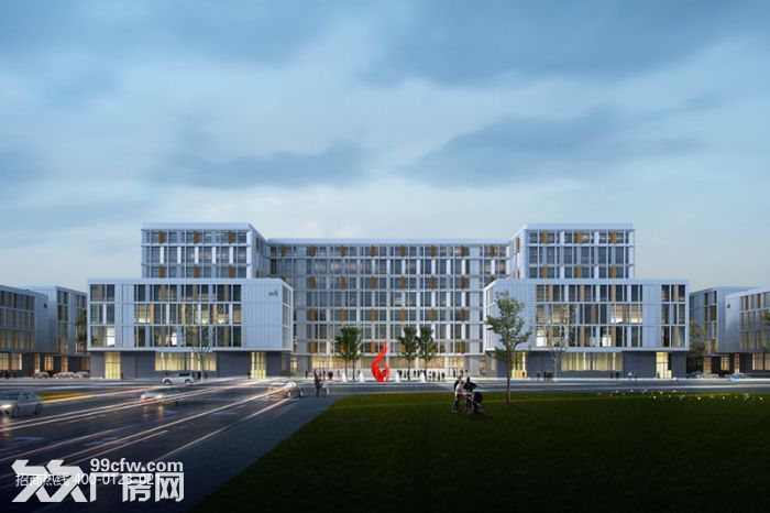 H中南高科长三角多个园区独栋厂房出售800平起售独栋三层首层8.1米-图(7)