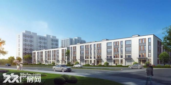 DD中南高科长三角多个园区独栋厂房出售800平起售独栋三层首层8.1米-图(4)