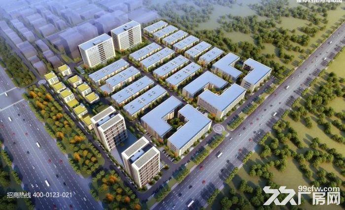 DD中南高科长三角多个园区独栋厂房出售800平起售独栋三层首层8.1米-图(7)