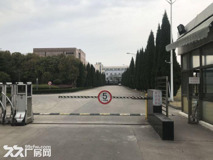 吴中越溪旺山工业园底层3900㎡高品质厂房出租-图(3)