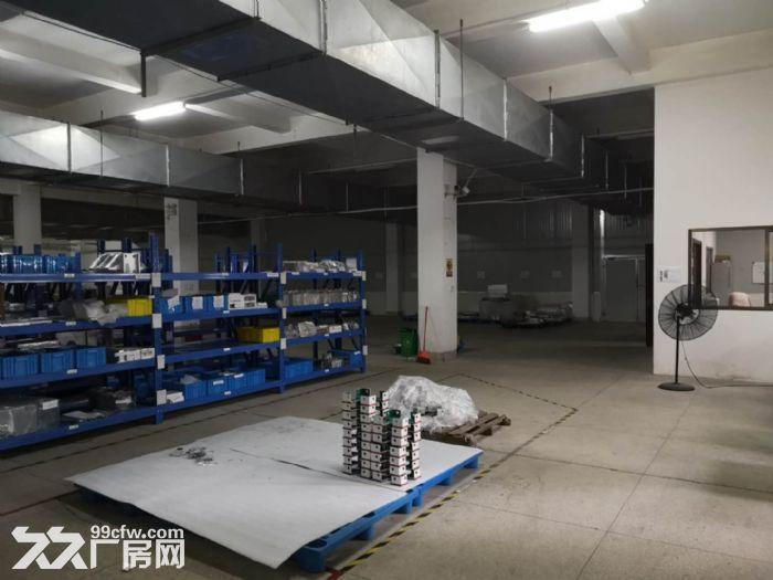 吴中越溪旺山工业园底层3900㎡高品质厂房出租-图(6)