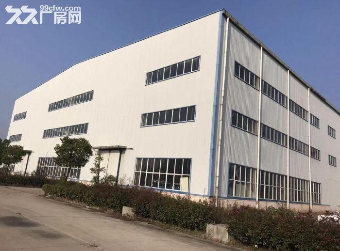 长葛市出售标准化全新厂房3000平米,证件齐全可自由分割使用-图(1)