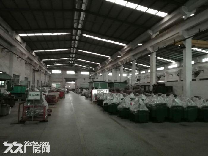 佛山三水乐平开发区内。厂房出租2500平方米。有现成水电,宿舍配套面积400平方-图(2)