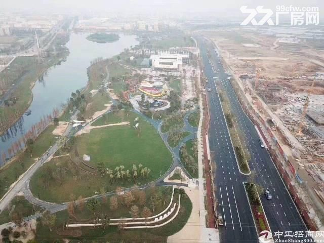 南京江宁区国智能制造卫星导航电子信息汽车整体部件工业区土地出售-图(1)
