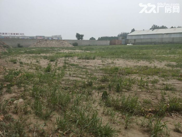 香河亚太城国有土地独门独院12亩空地价格便宜-图(4)