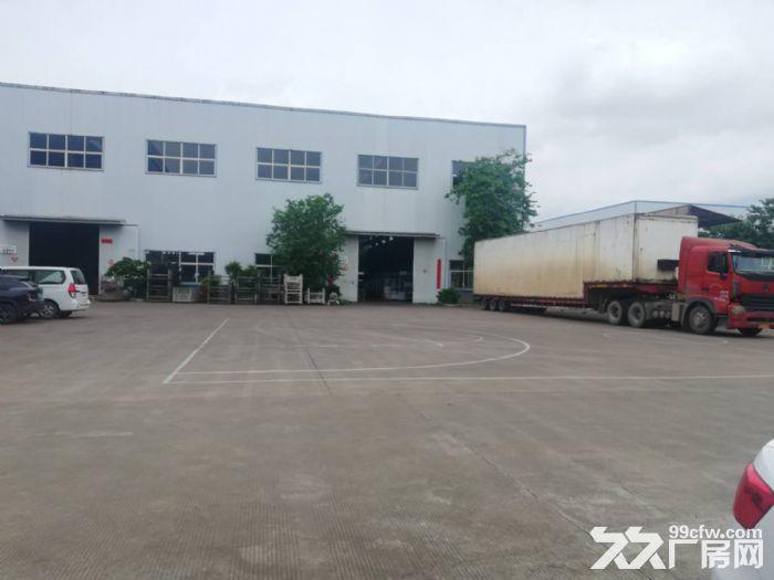 厂房出租临近宝骏基地有办公室、宿舍、食堂、吊车及1000千瓦变压器-图(2)