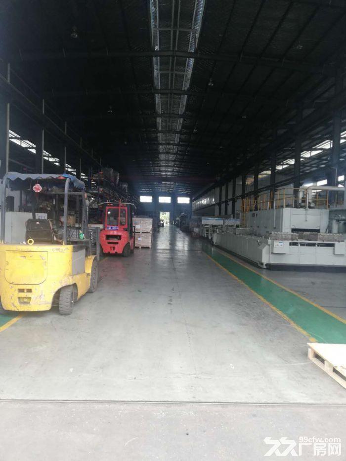 厂房出租临近宝骏基地有办公室、宿舍、食堂、吊车及1000千瓦变压器-图(3)