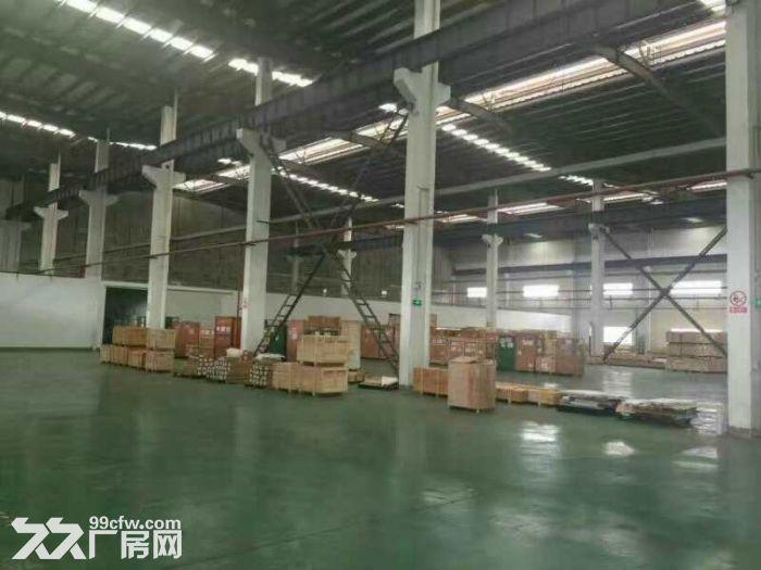 新区独门独院6500平米单层厂房出租-图(1)