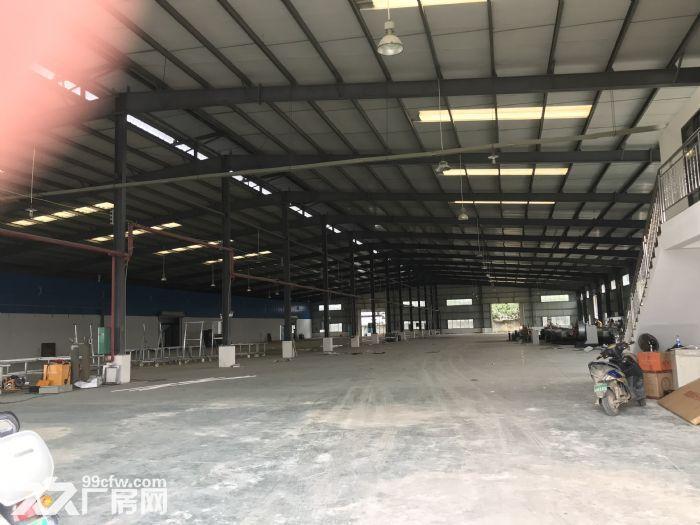 东盟经开区各类规格、面积单层钢结构厂房出租!-图(6)