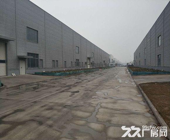 出租王稳庄工业园丙类厂房15000平米(可分租7500)-图(1)
