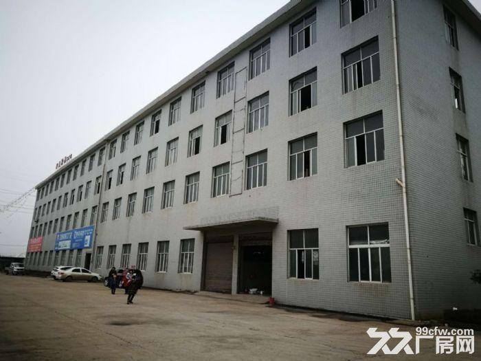 樊口4层框架厂房+37亩用地整体出售-图(1)