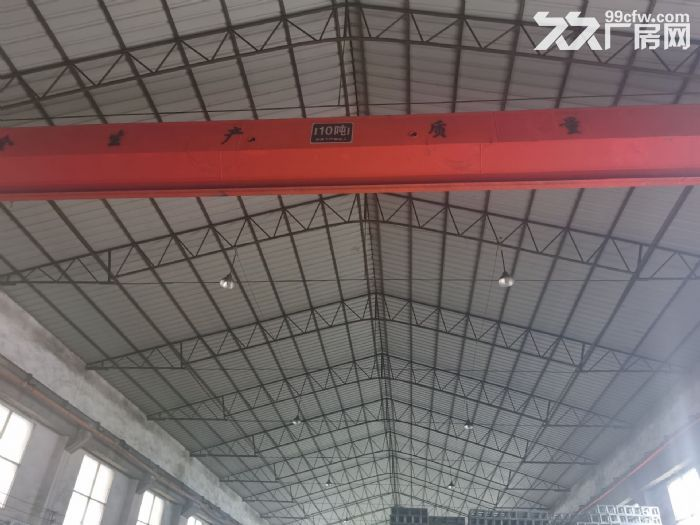 出租新建区工业大道方新机械1580平方带行车办公室宿舍-图(2)