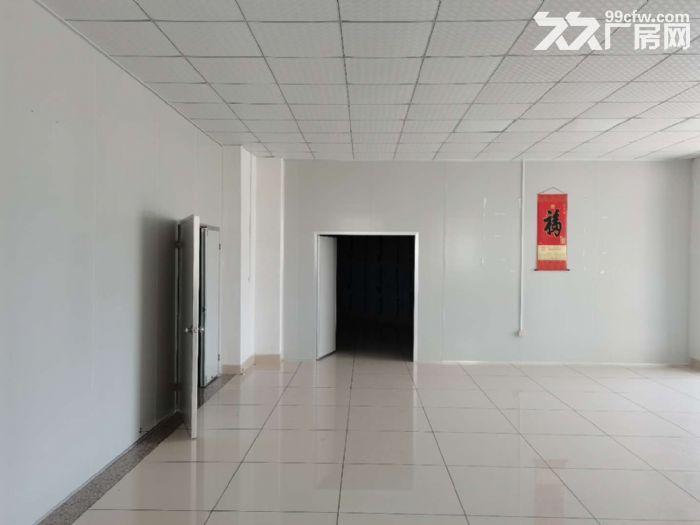 1300平方米精装修食品厂房,已经隔好彩钢板装好水电等-图(2)