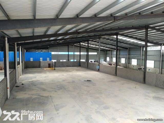 汽车南站红星机电市场标准钢结构厂房仓库急租可做加工可仓储配送-图(2)