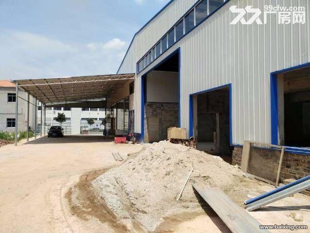 汽车南站红星机电市场标准钢结构厂房仓库急租可做加工可仓储配送-图(1)