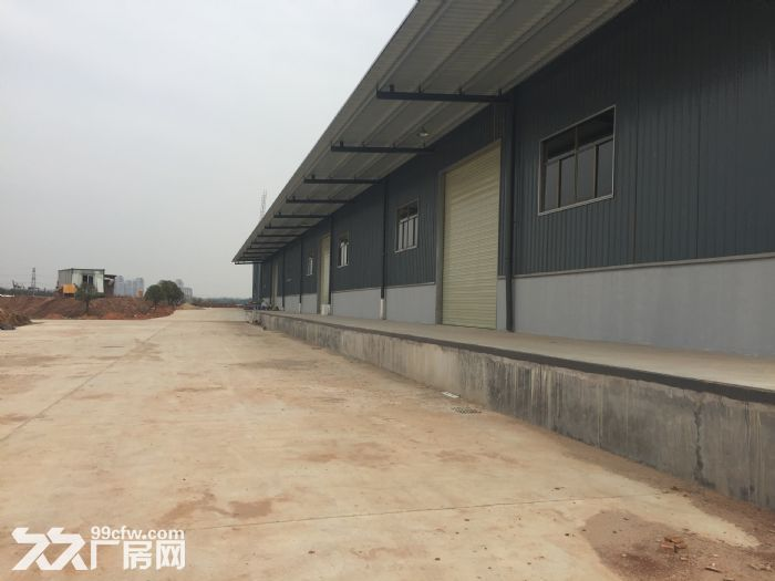 汽车南站红星机电市场标准钢结构厂房仓库急租可做加工可仓储配送-图(4)
