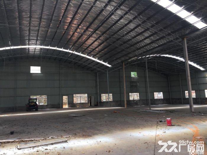 汽车南站红星机电市场标准钢结构厂房仓库急租可做加工可仓储配送-图(5)