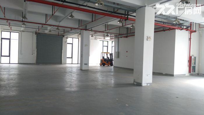 浦江漕河泾园区,一楼460平,楼上200平多间,研发办公展示-图(1)