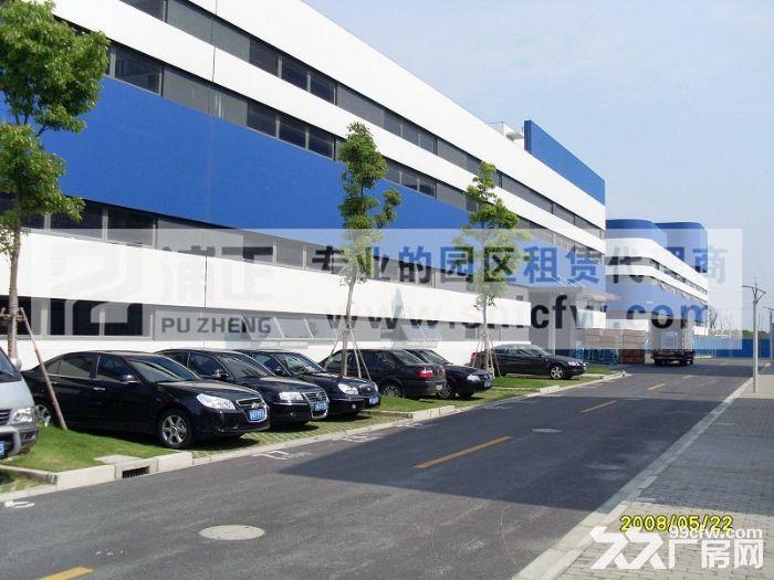 临港独栋3千5千1万平,15米高带牛腿,高标生产厂房,大环评-图(3)