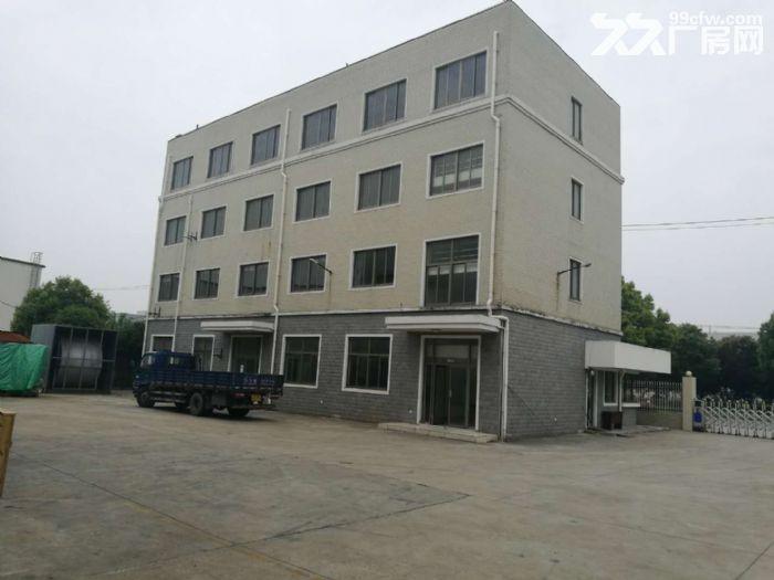 出租104板块三层700平奉贤青村厂房-图(1)
