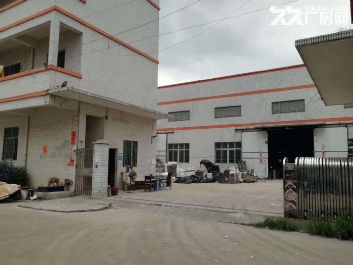 狮山独门独院8000平方招租,五金机械等行业-图(2)