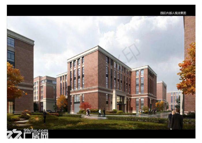 江宁1000−5200平米独栋产权厂房招商,央企开发,可独栋可分层-图(1)