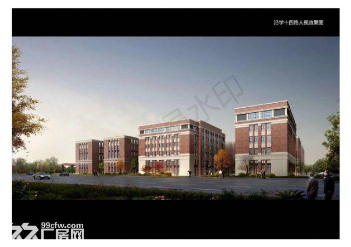 江宁1000−5200平米独栋产权厂房招商,央企开发,可独栋可分层-图(2)