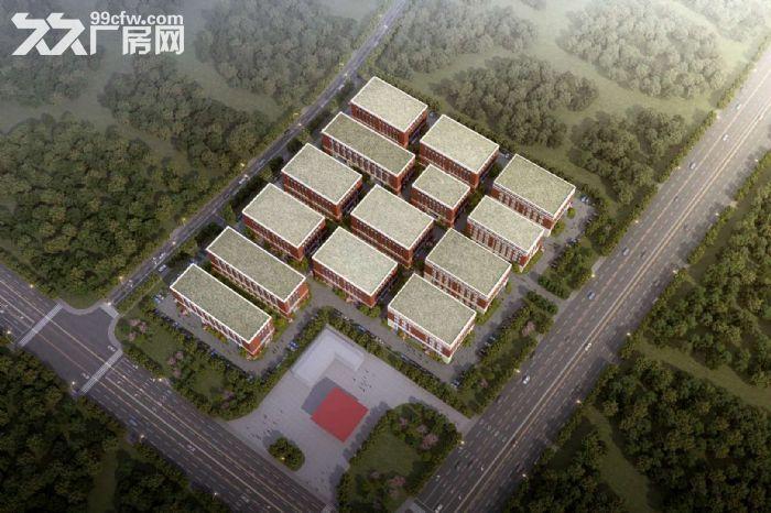 江宁1000−5200平米独栋产权厂房招商,央企开发,可独栋可分层-图(3)