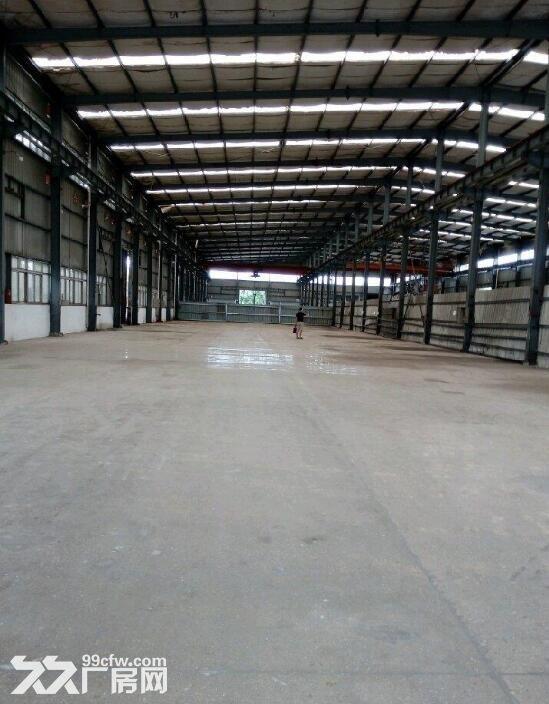 开封祥符工业园独院8800平钢构厂房出售-图(1)