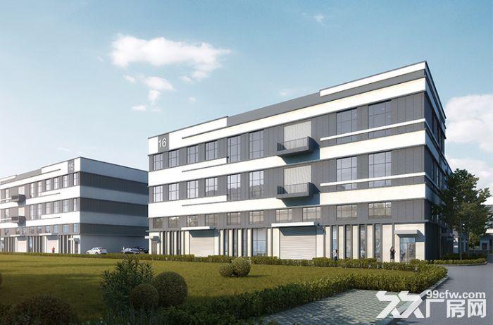 昆山北双层厂房出售常熟医疗器械产业园国土50年产权-图(1)
