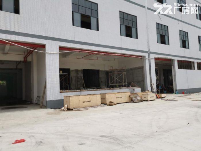 佛山西站周边约4万平方全新标准楼层厂房仓库出租-图(5)