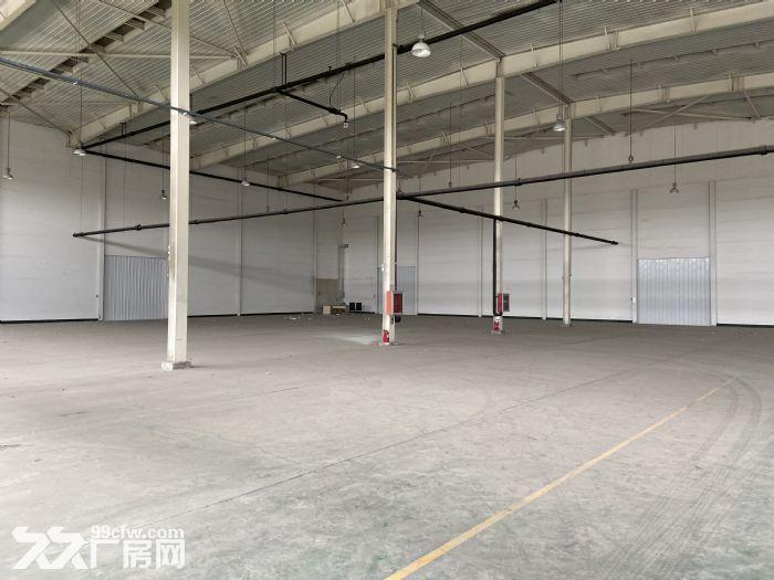 出租高台库厂房、1.1元全含交通便利成熟园区-图(1)