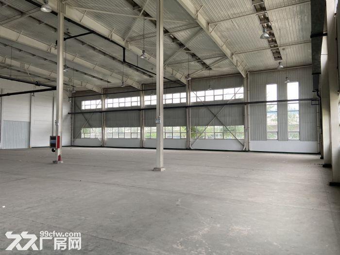 出租高台库厂房、1.1元全含交通便利成熟园区-图(3)